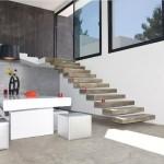Salón-Escalera