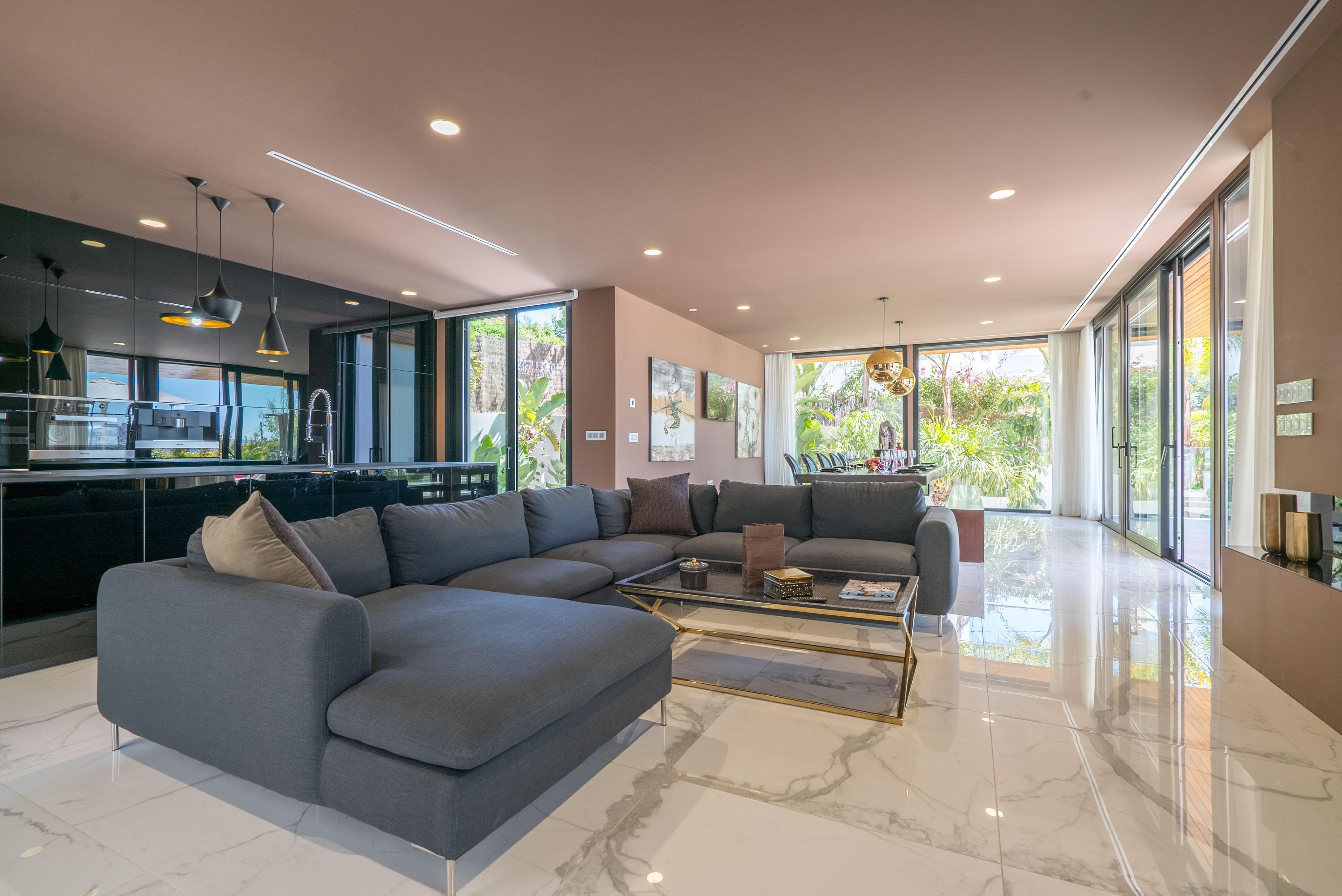 VILLA VALERIA - Livingroom