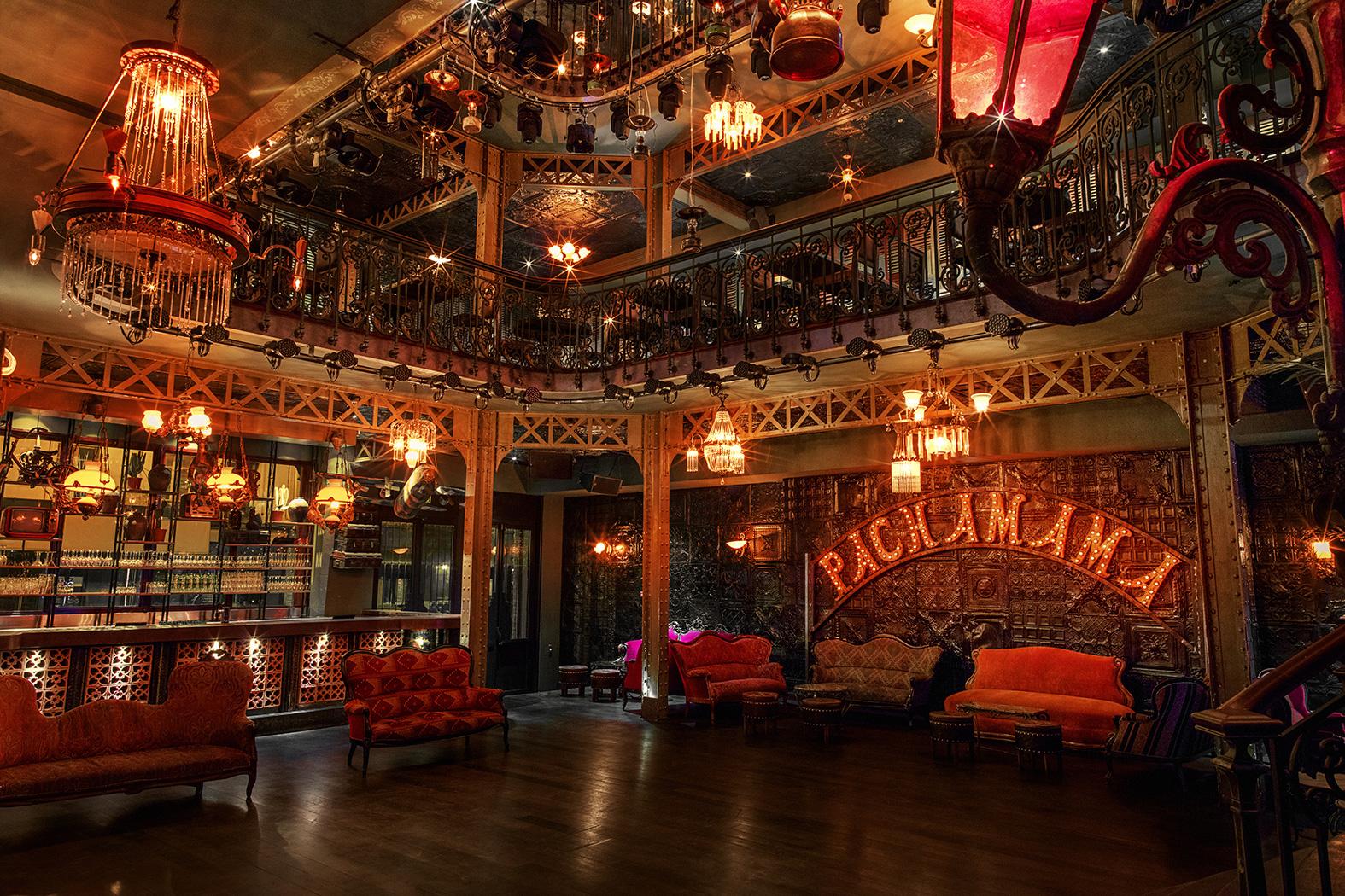 Pachamama Paris Night Club