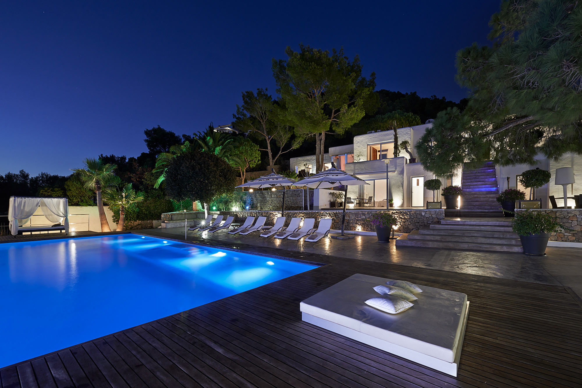 immobilier cyril peret villa Ibiza