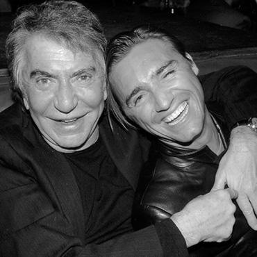 ROBERTO CAVALLI & Cyril Peret